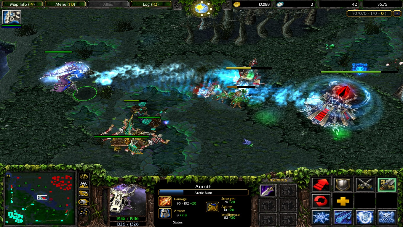 auroth the winter wyvern dota hero guide dota utilities