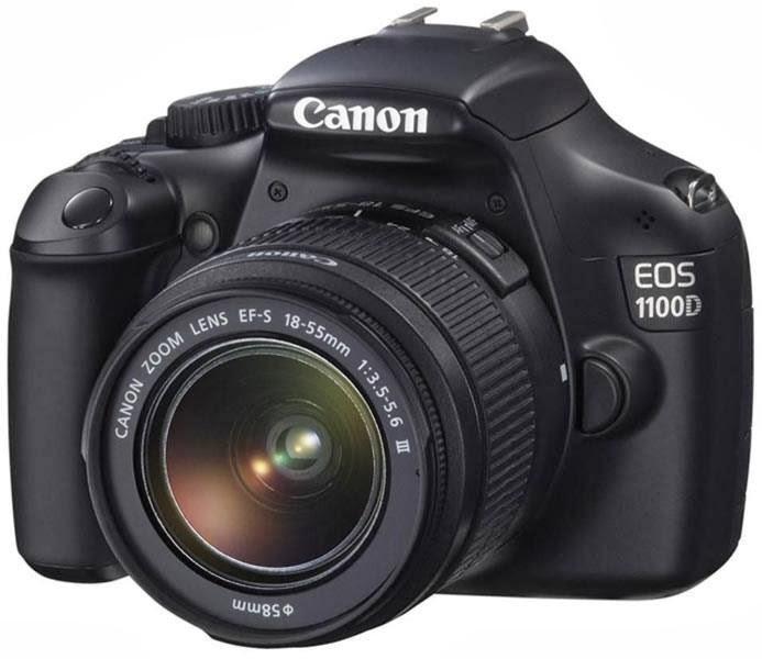 Mi cámara.