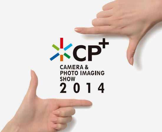 CP + 2014 Pentax