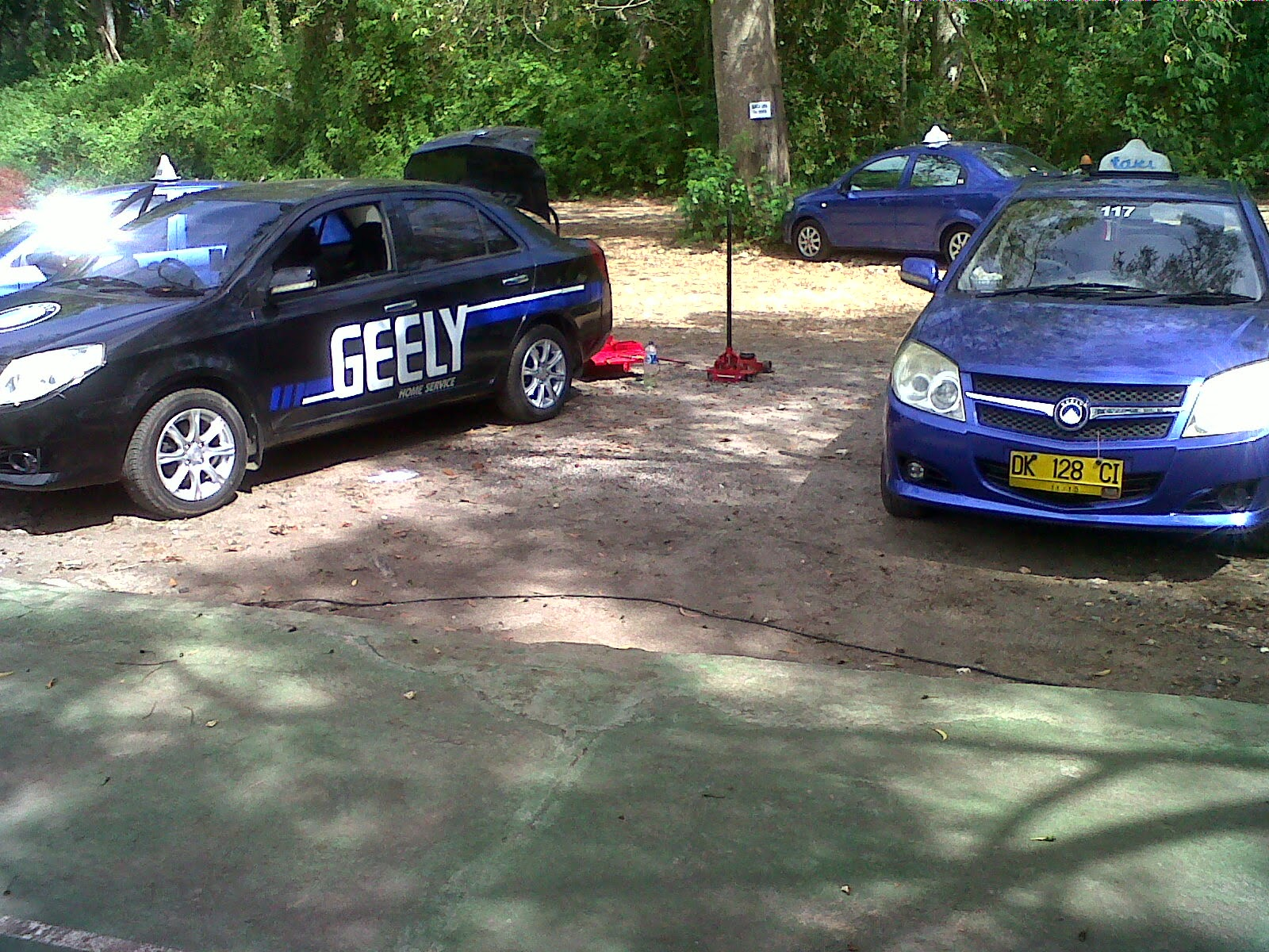 Geely Bali