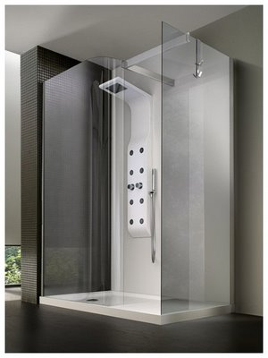 bathroom shower design bathroomnice glass custom shower doors design ideas - Custom Shower Design Ideas