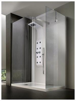bathroom shower design ideas, custom bathroom shower