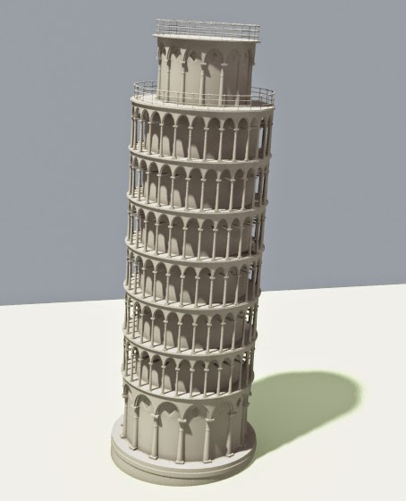 pisa tower