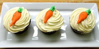 Special Carrot Cake Cupcake Recipe