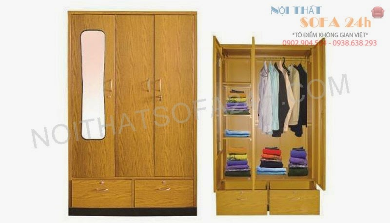 Tủ áo TA076
