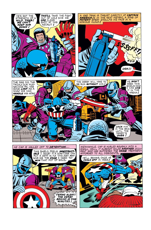 Captain America (1968) Issue #196 #110 - English 4