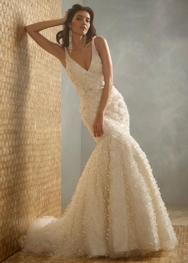 INSPIRACIÓN | 5 Vestidos de novia