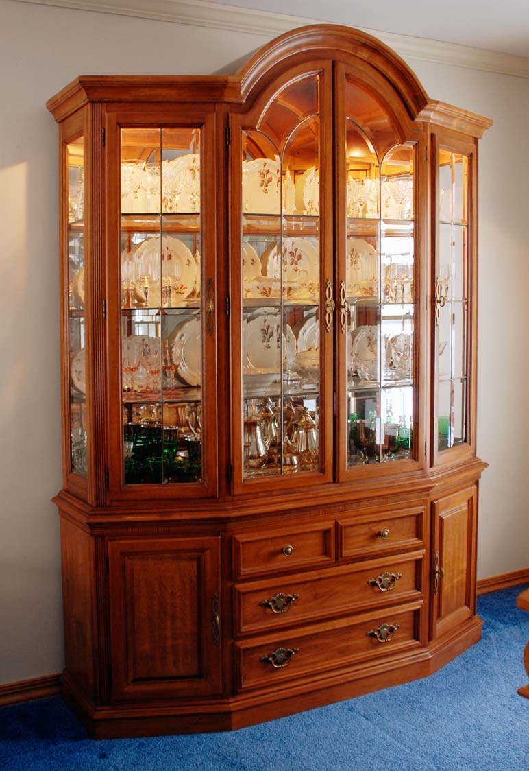 Lexington China Cabinet