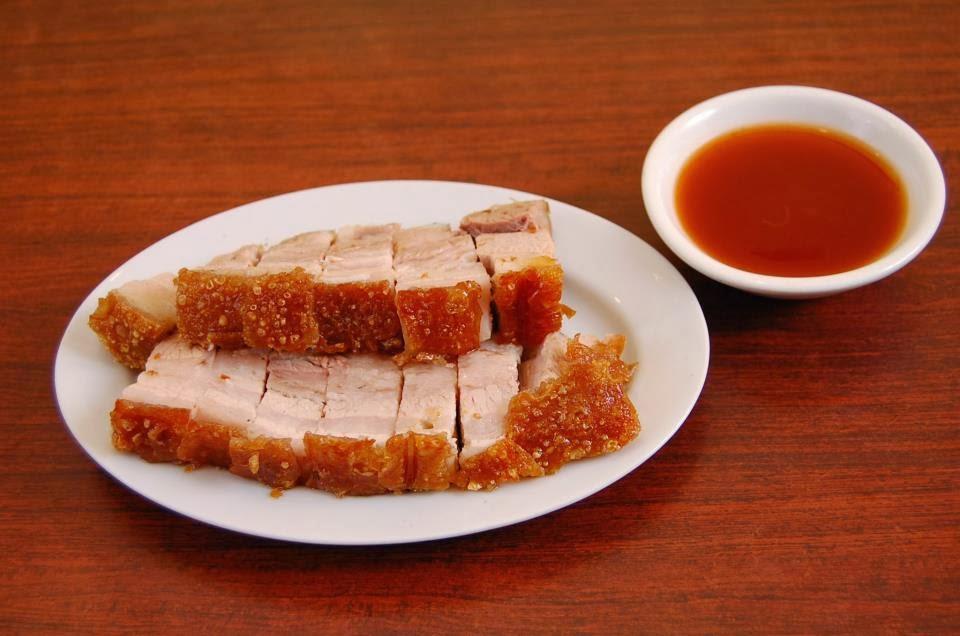 Luyong's Lechon Kawali