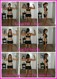 Clean Eating and Shakeology Transformation...Black Friday Shakeology Sale.  www.myshakeology.com/JulieLittle