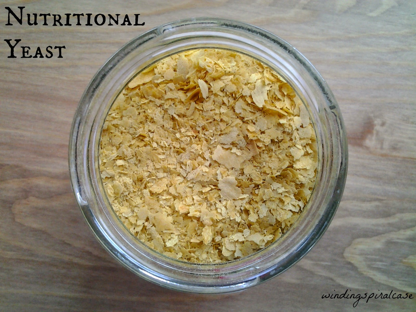 nutritional yeast recipe