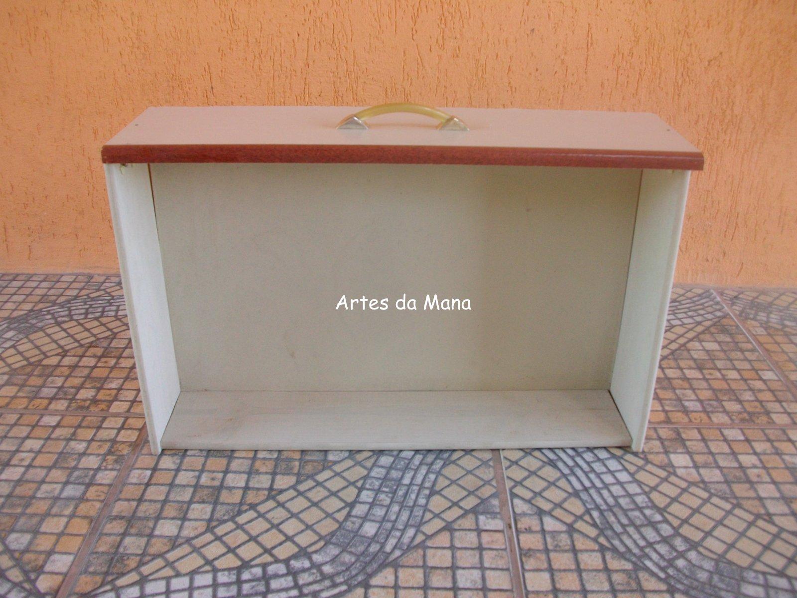 Meu Banheiro com Reciclagem ARTES DA MANA #975F34 1600 1200