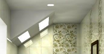 design kamar mandi di bawah tangga - desain rumah rt03 rw05