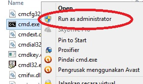 Tutorial Memformat Flashdisk Menggunakan CMD (Command Prompt)