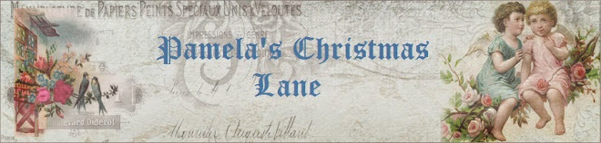 Pamelas Christmas Lane