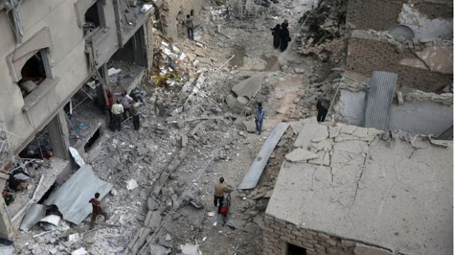 Syria conflict: UN's Ban Ki-moon urges 'flexibility' in Vienna talks