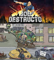 Joe Destructo walkthrough cheats.