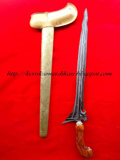keris hurubing dillah