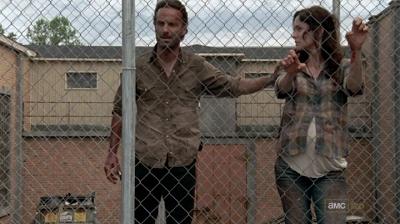 AMC, Walking Dead, Rick Grimes, Michonne, Tyrese, Kirkman, Mazzara, The Walking Dead, poster, trailer, teaser, season 3