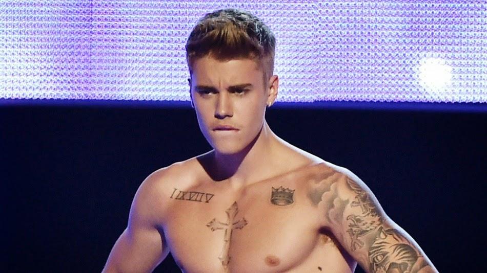 Justin bieber nackt sex