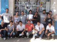 Encuentro militante en Carlos Casares
