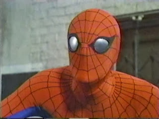 ... da série TV do Homem-Aranha