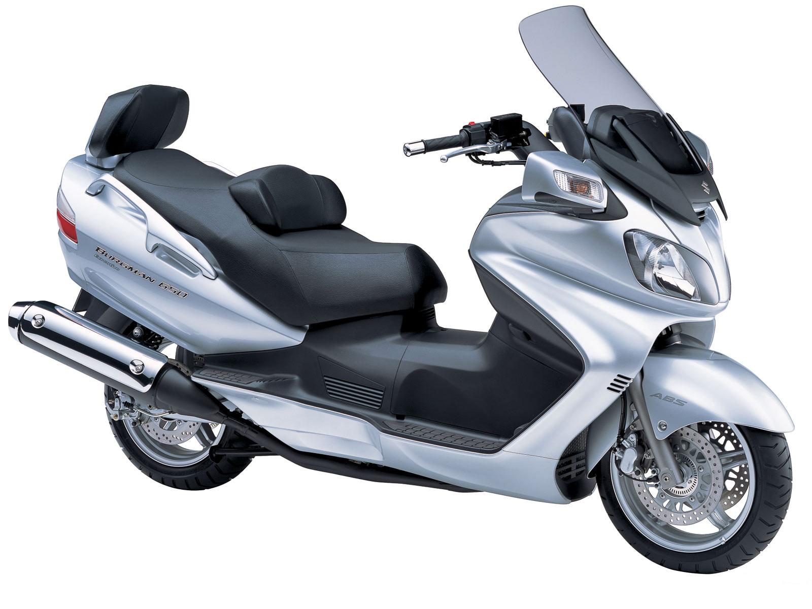 2005 SUZUKI AN Burgman 650 Executive scooter pictures ...
