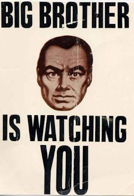 Cartel del Gran Hermano de George Orwell (1984) / 20minutos.es