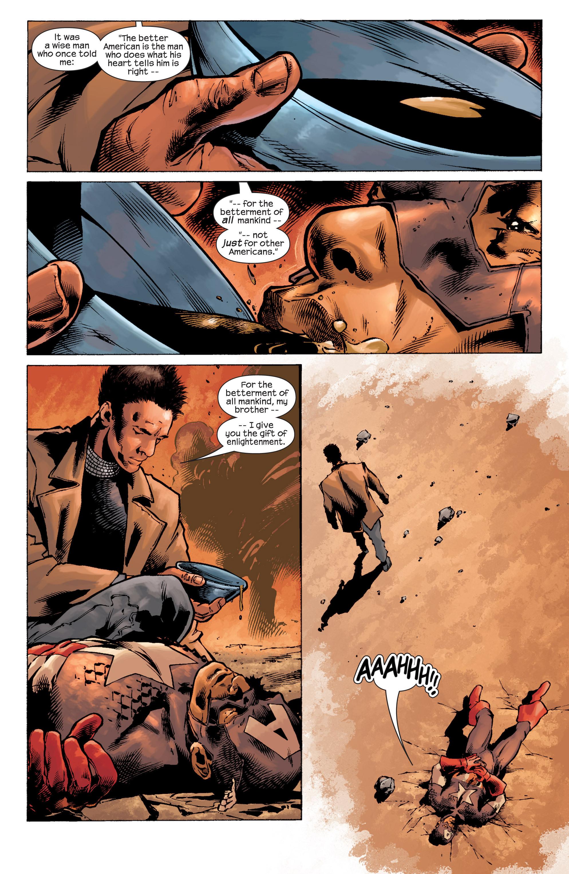 Captain America (2002) Issue #9 #10 - English 13