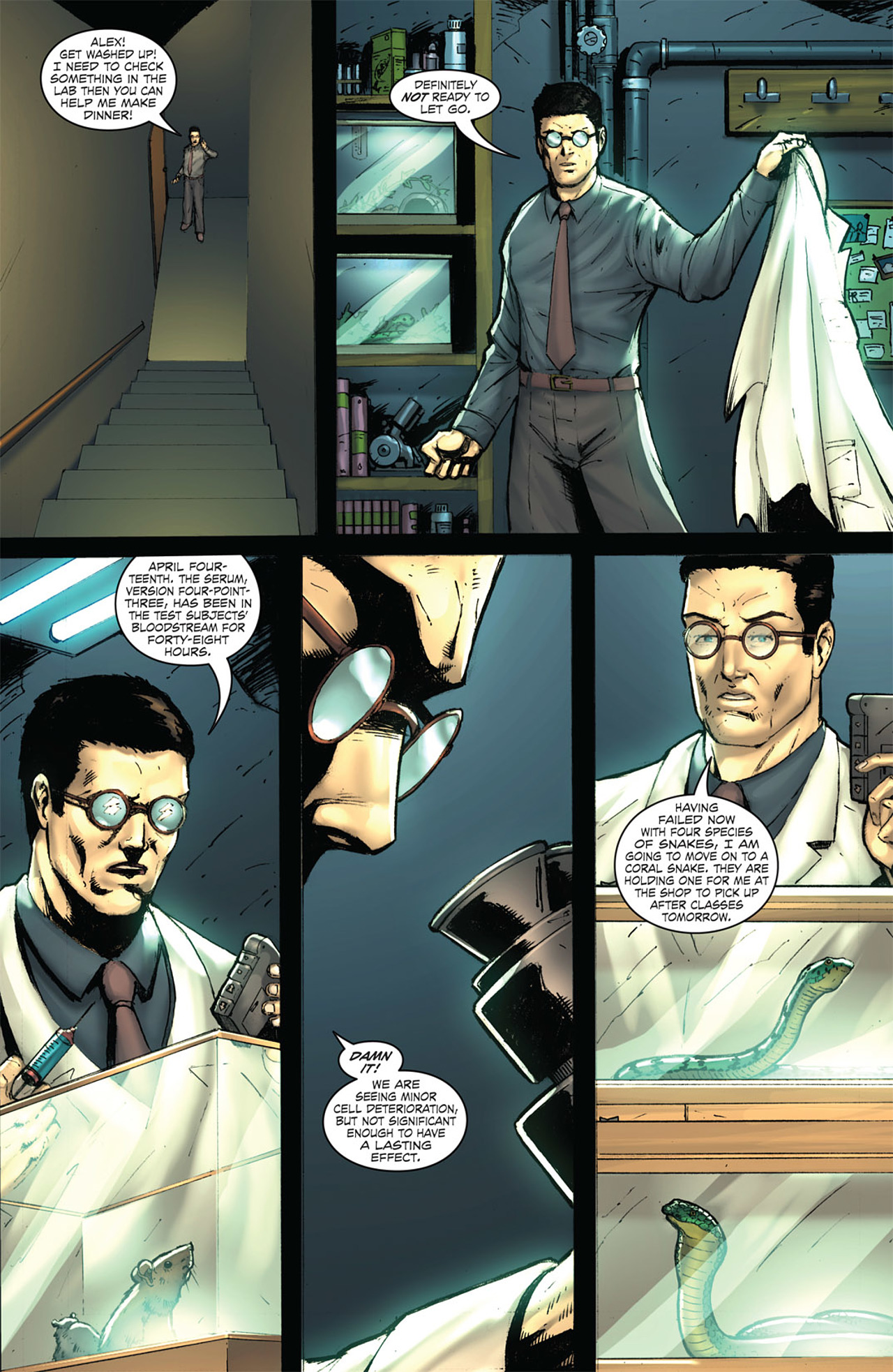 Grimm Fairy Tales (2005) Issue #33 #36 - English 5