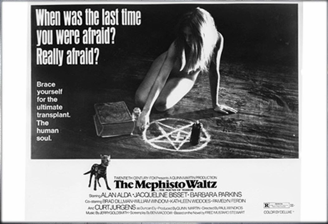 The Mephisto Waltz Blu-ray