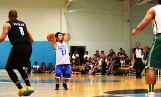 PBA Rookie Manny Pacquiao