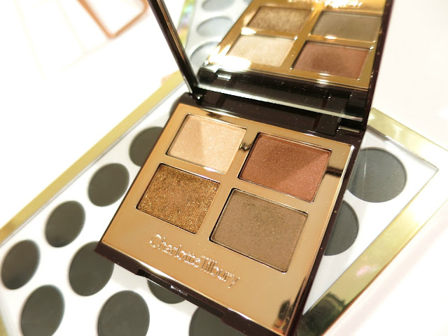 Warm Toned Eyeshadows Charlotte Tilbury Dolce Vita Palette