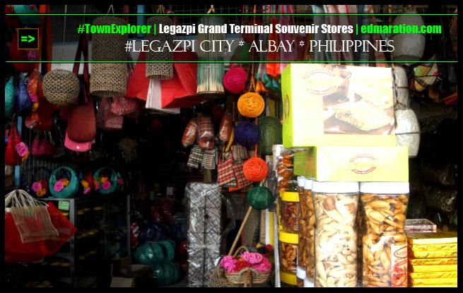 Legazpi Grand Terminal Stalls
