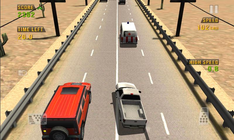 Traffic Racer 1.8 APK