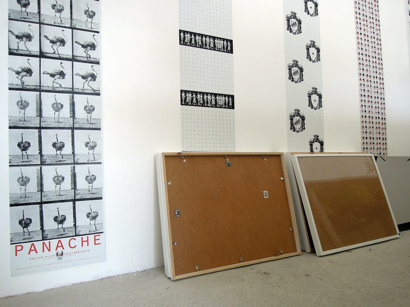 catalogue de papier peint. Black Bedroom Furniture Sets. Home Design Ideas