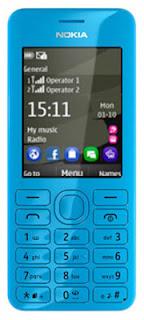 Berapa Harga Nokia 206 Dual SIM