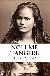 Noli me tangere, de José Rizal, en versión digital e impreso