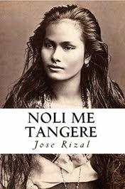 Noli me tangere, de José Rizal, en versión digital e impreso