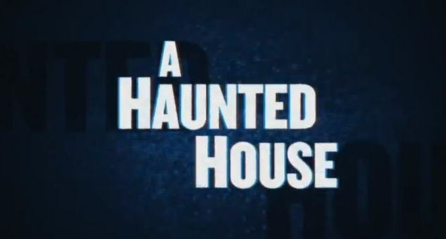 A Haunted House 2013 parody film directed by Michael Tiddes which stars Marlon Wayans, Alanna Ubach, Essence Atkins, and Nick Swardson