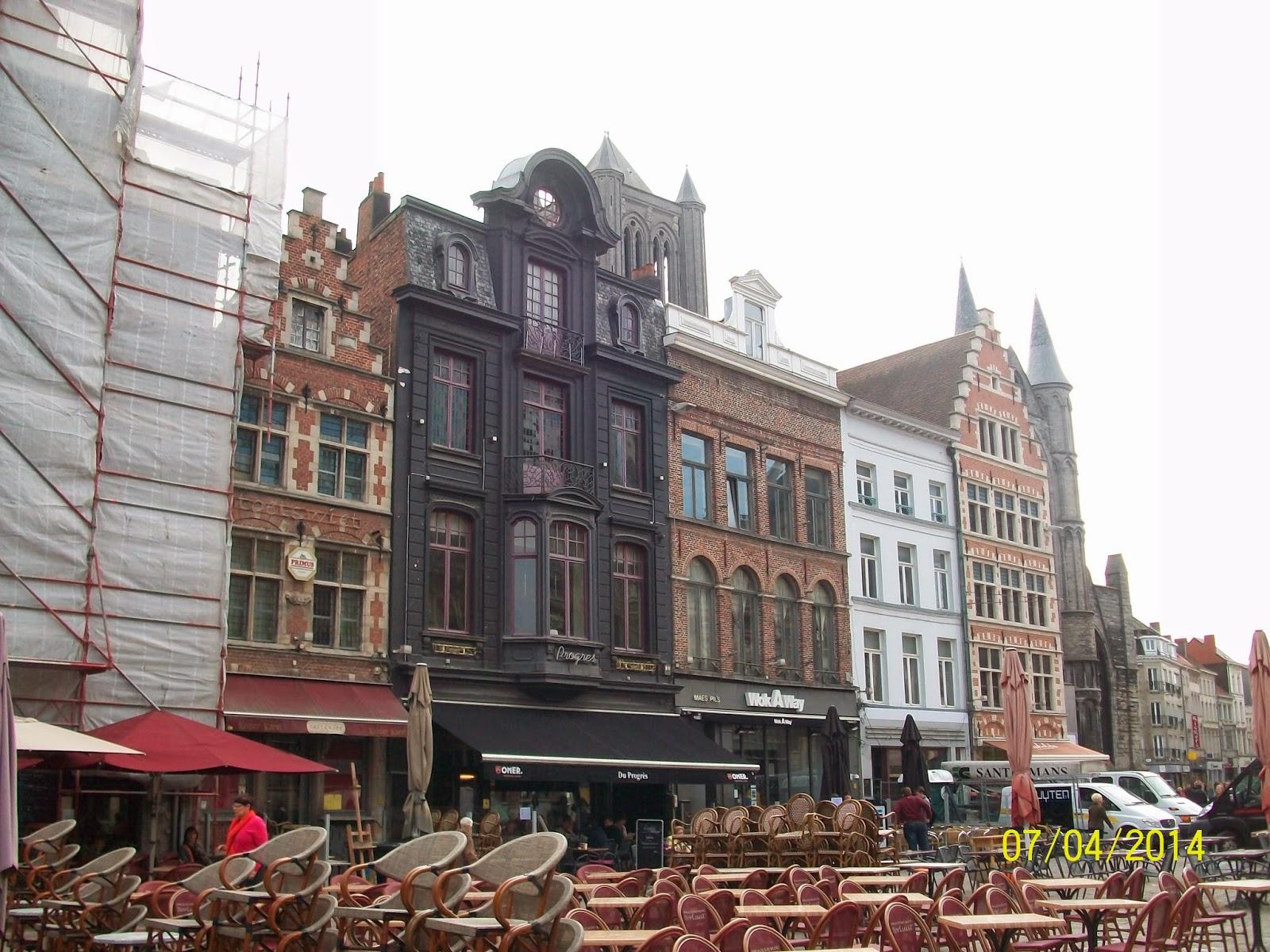 Misviajesporelmundo Viaje A Belgica Gante