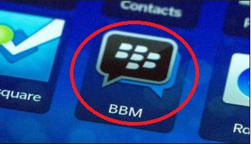 Cara Mengganti Icon BBM Pada Handphone Android