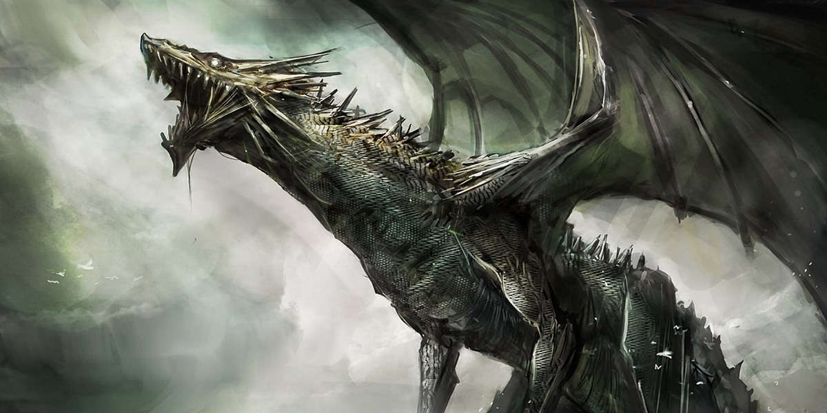 Dragons 300+ Muhteşem HD Twitter Kapak Fotoğrafları