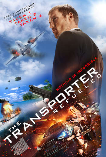 The Transporter Refueled 2015 English WEBRip 500MB