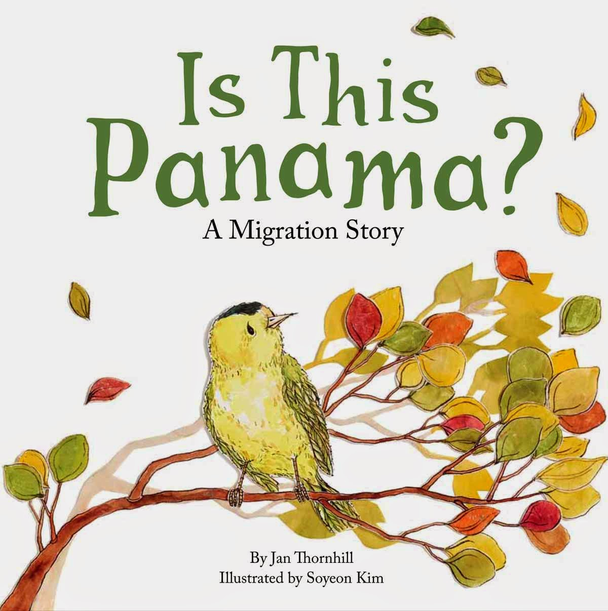 Is this panama? cover Jan Thornhill