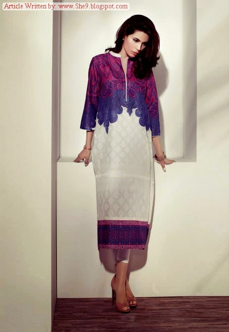 Ethnic by Outfitters Midsummer Pret 2014