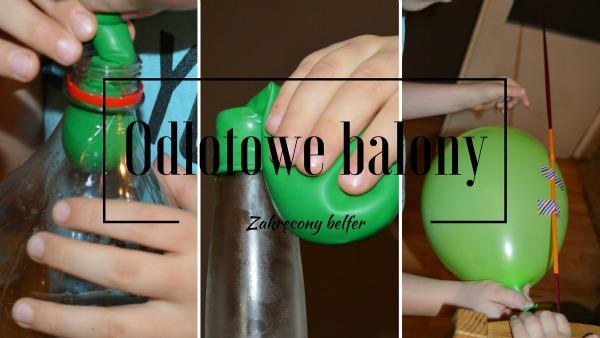 balonowe eksperymenty