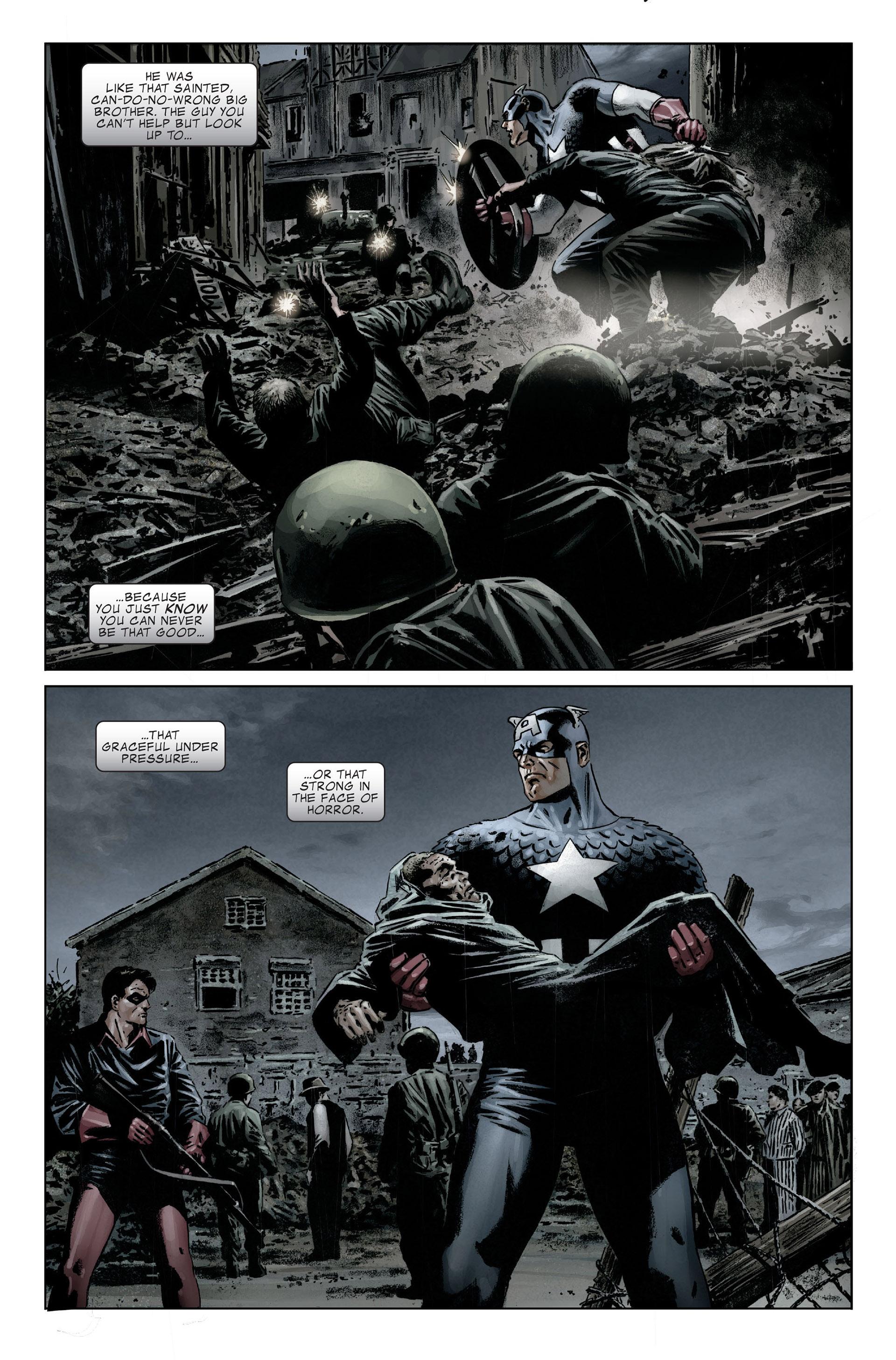 Captain America (2005) Issue #25 #25 - English 13