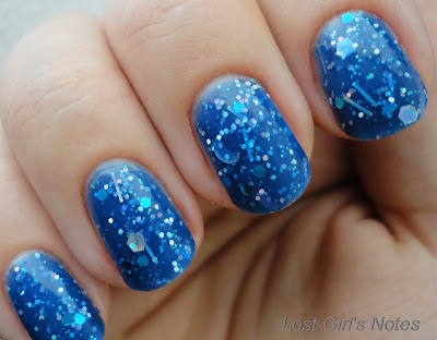 windestine spica indie nail polish swatches