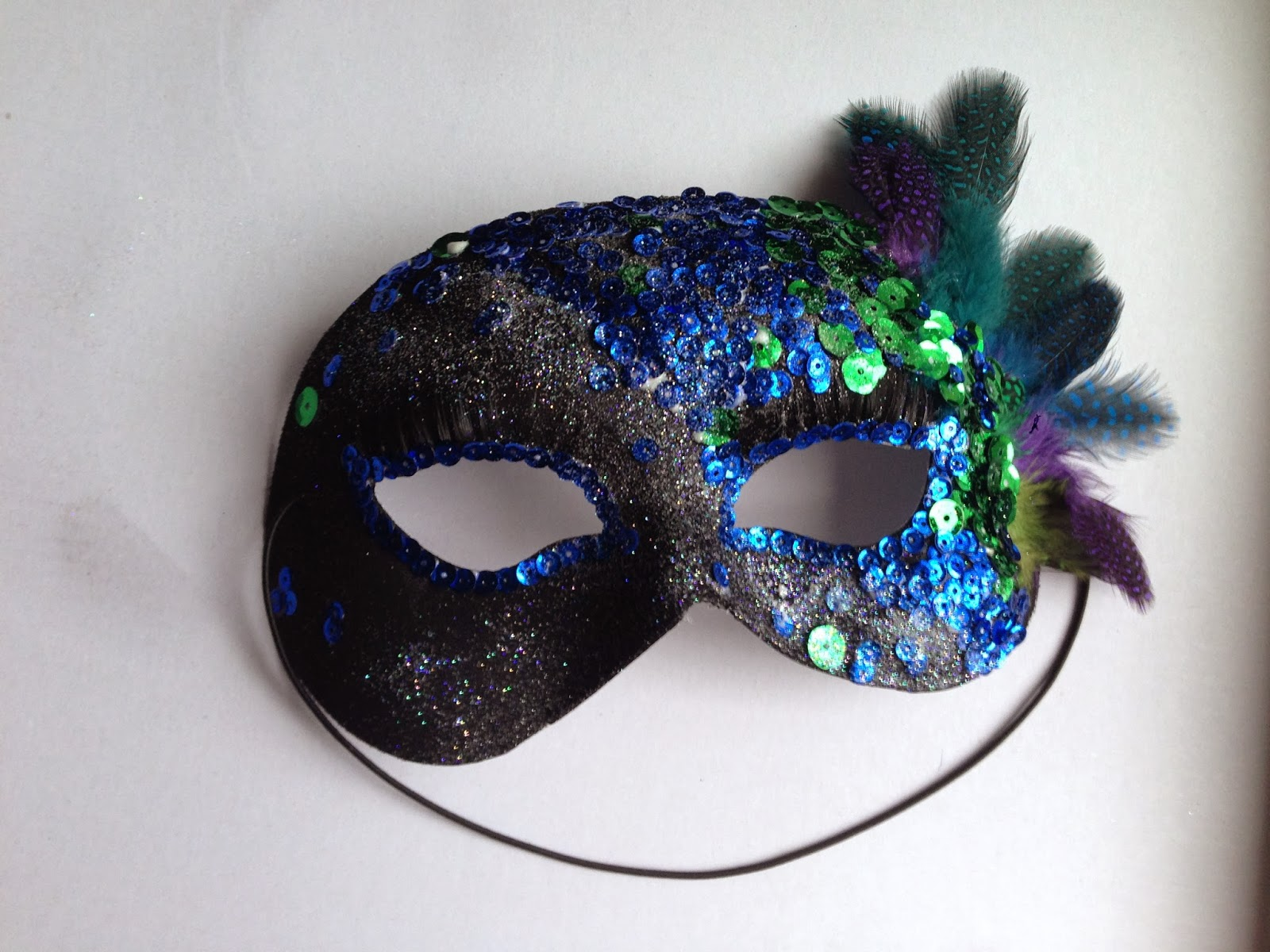 diy easy mask simple diy masquerade mask the modest closet